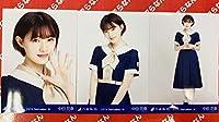 乃木坂46 中田花奈 写真 2019.September-Ⅳ 24th制服 3枚コンプNo1578