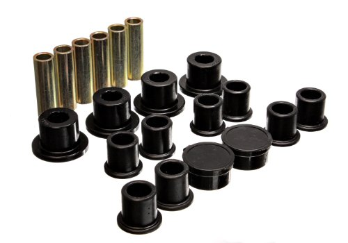 Energy Suspension 4.2154G Rear Leaf Spring Bushing Set