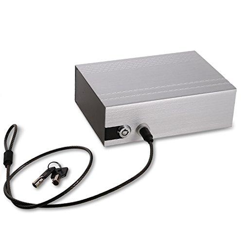 COOCHEER Portable in Car Gun Safe