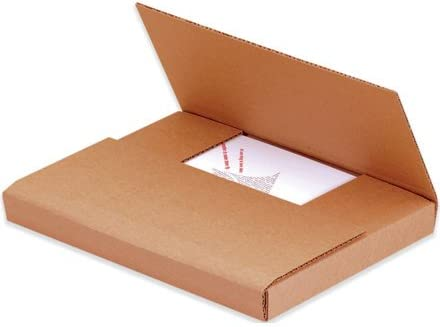 Kraft Easy-Fold High quality Mailers 9 1 New life 2 Pieces ECT-32B 2