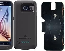 SlipGrip RAM-HOL Holder for Samsung Galaxy S6 Using ZeroLemon 3500mAh Slim Extended Battery Case