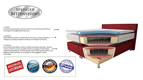 Boxspringbett Laro mit elektrischer Verstellung Bild 5*