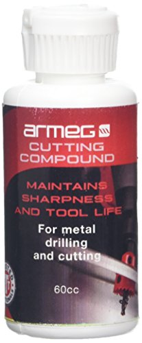 Armeg ECC002 60cc Cutting Compound, White