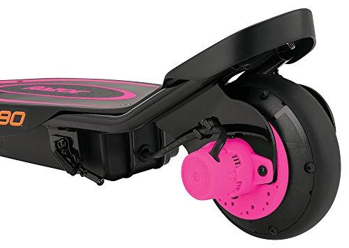 Razor Power Core E90 scooter elettrico per bambini colore Rosa