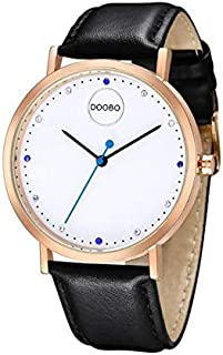 DOOBO Casual Watch For Men Analog Leather - D023