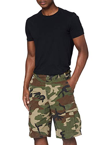 Lightweight Camo Shorts