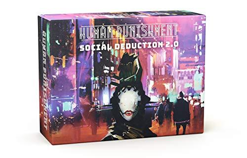Godot Games - Human Punishment: Social Deduction 2.0 (2. Auflage) [Deutsch]
