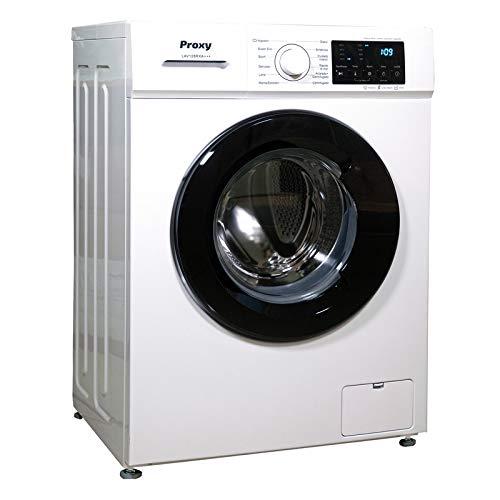 Lavadora PROXY -SERIE RX- Carga Frontal 8 kg, 1200 Rpm, Clasificación Energética A+++, Color Blanco