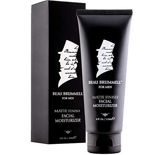 Mens Face Moisturizer by Beau Brummell review