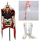 SYQ_COMP コスプレ衣装 ウィッグ、靴付き Fate Grand Order アストルフォ 日常服 Fate/Apocrypha (オーダーメイド)