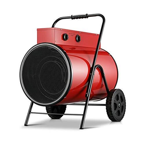 Calentador eléctrico Secador de Calentador Comercial Industrial Industrial de Alta Potencia 380V 15KW