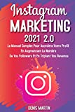 Instagram Marketing; Le manuel...