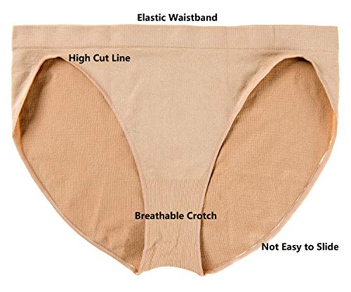 MOLLDAN-Pro-Dance-Ballet-Briefs-for-Women-and-Girls-Seamless-Gymnastics-Underpants-Dancer-Beige-Bottoms-Ballerina-Underwear