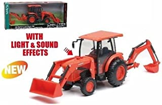 Best kubota tractor with backhoe Reviews