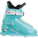 Tecnica JT 1 Pearl Girls Ski Boots - 14.5/Light Blue