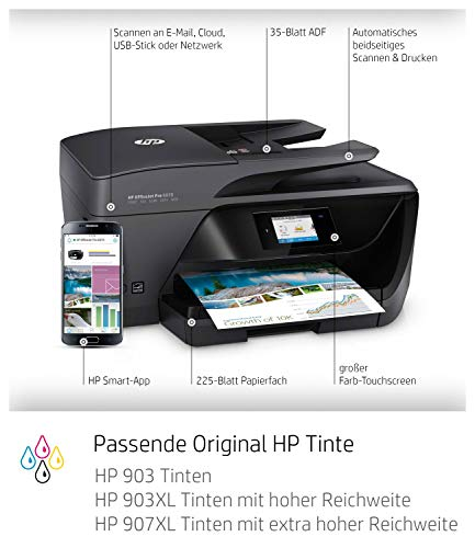 HP-OfficeJet-Pro-6970-Multifunktionsdrucker-Instant-Ink-Drucker-Scanner-Kopierer-Fax-WLAN-LAN-Apple-Airprint-mit-3-Probemonaten-HP-Instant-Ink-inklusive