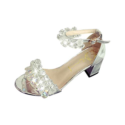 Sandalias De Tacon Alto De Elegantes Para Mujer Zapatos De Tacon De Cristal Sandalias Fiesta Correa Con Hebilla Sandalias De Vestir Boda Novia Baile Sandalias Sexy Zapatos De Mujer Wyxhkj