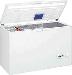 Whirlpool WHM39112 Gefriertruhe / A++ / Gefrieren: 390 L / spAce+ / Supergefrieren