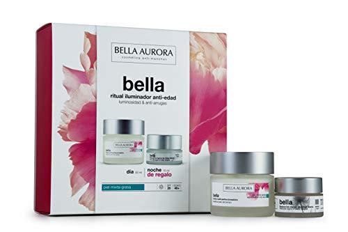 Bella Aurora Pack Bellapiel Mixta 50Ml + Bella Noche 15Ml Bella Aurora 1 Unidad 100 ml