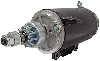 New Starter For 1969-1994 Evinrude Johnson OMC 65HP - 140HP 385529 386465 389380 389954 391554 585051 585057 585196 586282 586283