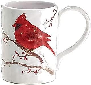 Burton and Burton Cardinals Winter Blessings Coffee Mug, 18 ounce