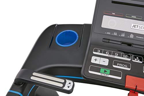 Reebok Jet 300 Series Treadmill + Bluetooth, Black, NA