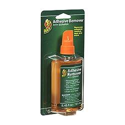 in budget affordable Duck Brand 527263 5.45 oz Scraper Cap Glue Remover Bottle, Multicolor