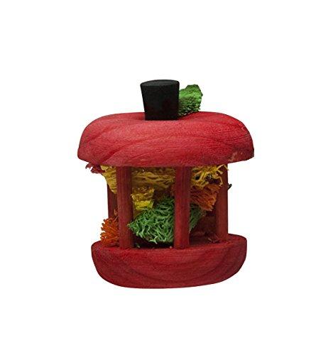 Kaytee Carousel Chew Toy Apple, Small