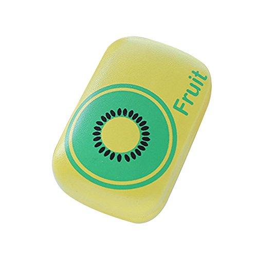 Fablcrew Boîtier de Lunettes Mignon Fruits boîte de lentilles de Contact Soins personnels boîte beauté Lunettes Compagnon boîte