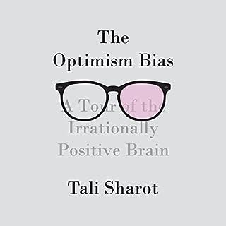 Couverture de The Optimism Bias