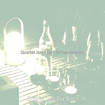 Quartet Jazz - Bgm for Speakeasies
