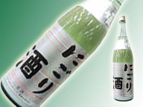 菊姫『にごり酒』