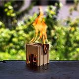 Accendifuoco naturale 100% di legno abete, indispensabile per accensione ecologica della vostra legna da ardere per stufa a legna, caminetto, forno pizza, barbec.