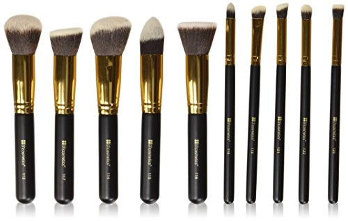 BH Cosmetics Sculpt And Blend Brush Set Review​