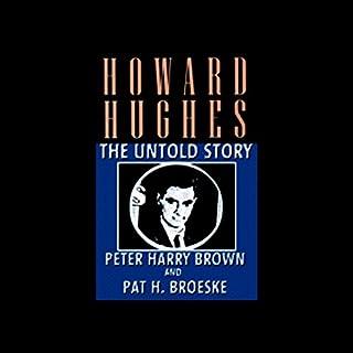 Howard Hughes audiobook cover art