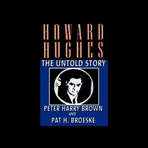 Howard Hughes audiobook cover art