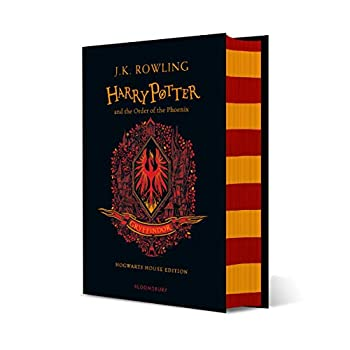 HARRY POTTER AND THE ORDER OF THE PHEONIX - GRYFFINDOR EDITION  RELIE