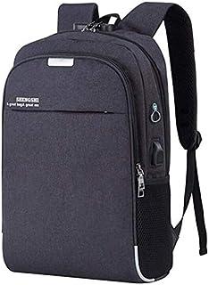 Backpack Laptop Backpack USB Charging Backbag Travel Daypacks Male School vacancy Backpack Theft Bookbag