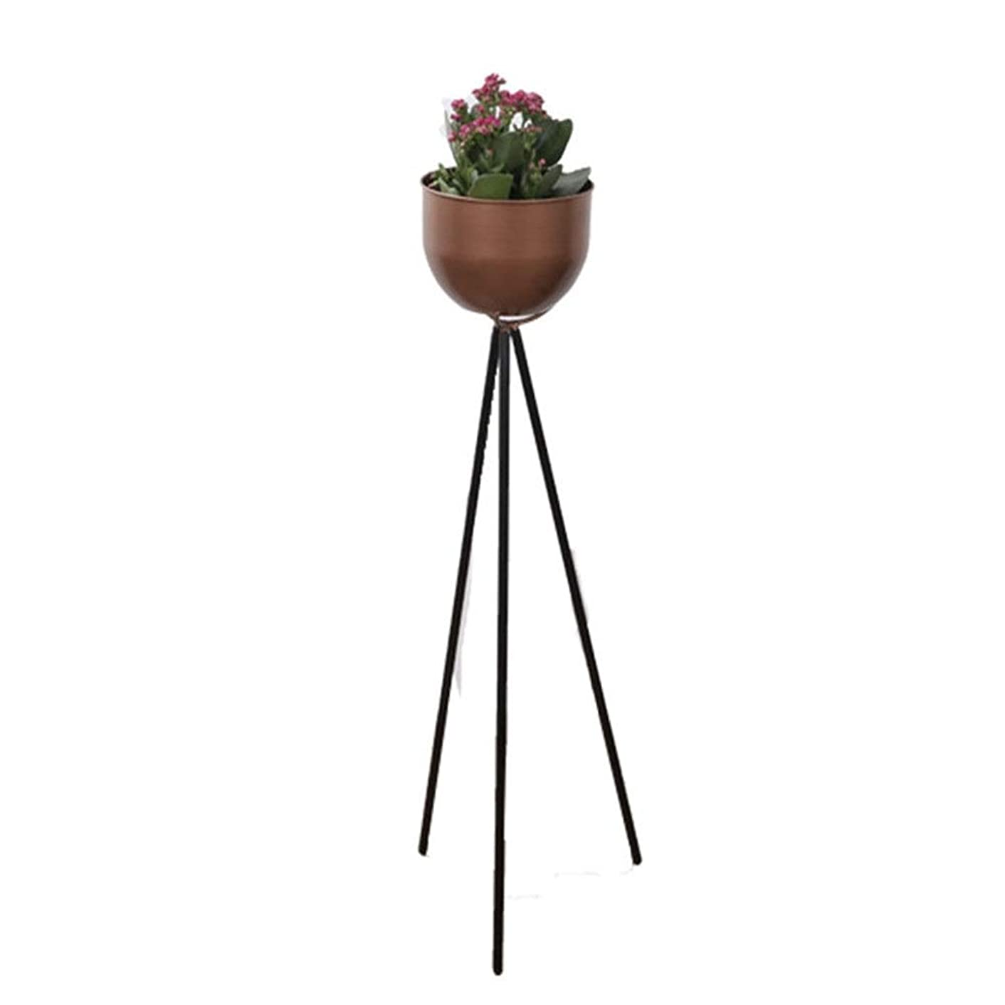 Sviper-home Plant Stand Flower Stand Nordic Iron Creative Floor Flower Stand Simple Practical Plant Potted Frame Indoor Living Room Balcony Racks Flower Pot Flower Display Stand