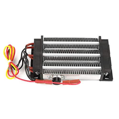 EVTSCAN-PTC Calentador de aire de cerámica Elemento calefactor Calentador eléctrico 750W 220V 140 x 76mm