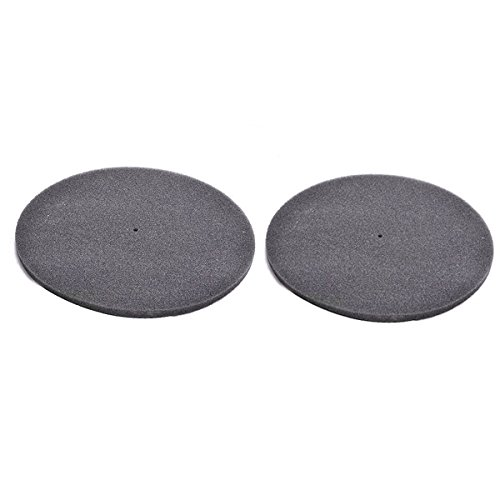 TVP Replacement for Compact/Tristar EXL, MG1, MG2 Series Vacuum Foam Motor Filter 2-Pack # 70207