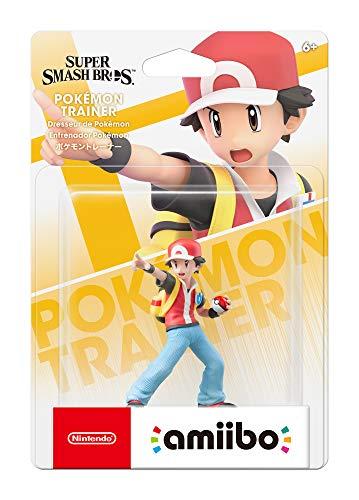 Nintendo Amiibo - Pokemon Trainer - - commutateur
