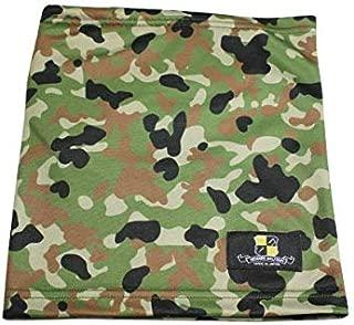 irodori military Face Protector ドライメッシュ フェイスプロテクター 布製フェイスガード (陸自迷彩)