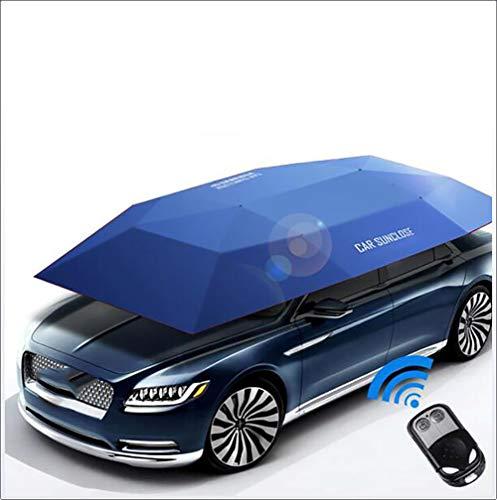 SUNYUE AutoIdraulico Automatico Tenda a Pressione Ombrello Pieghevole AntiUV Carport Carport Tenda da Sole Copertura baldacchino Universale