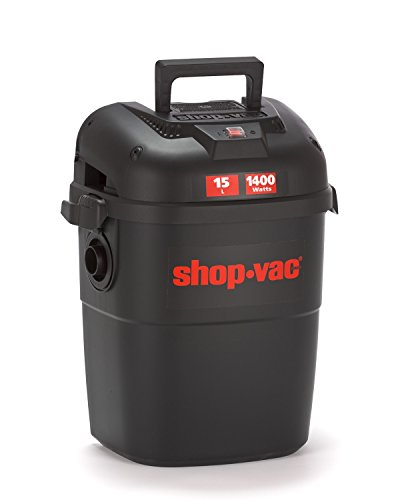 Shop Vac zuigeenheid (staande stofzuiger) - 95 m3/h - nat- en droogzuigen, vast te monteren - 3941029
