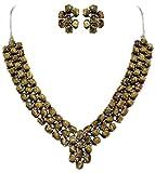 Rajasthan Gems - Pendientes hechos a mano con plata de ley 925 con sello de ojo de tigre