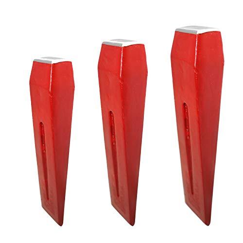 3 Spaltkeile Stahl