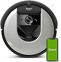 Robot aspirador iRobot Roomba i7156 Alta potencia, Para mascotas, Mapea y se adapta a tu hogar, Programa por habitación,...