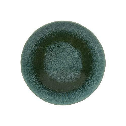 Sibo Homeconcept - Nature Ass Plate Vert 27,5 cm (Lot de 6)