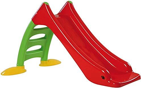 Folien für eine weiche Landung, Breitsprossen und Sicherheitsgriff Kindergarten Innen,Red